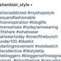 Hashtag Spam Example