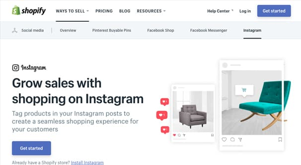 Shopify Instagram Plugin