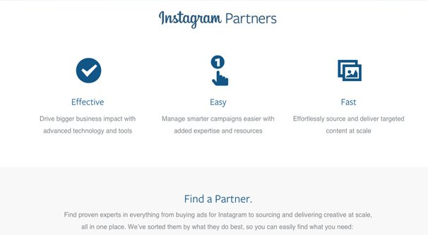Instagram Partners