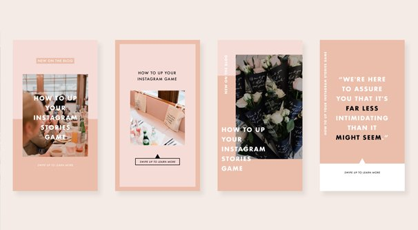 30 Instagram Story Templates to Create Better Stories for Free