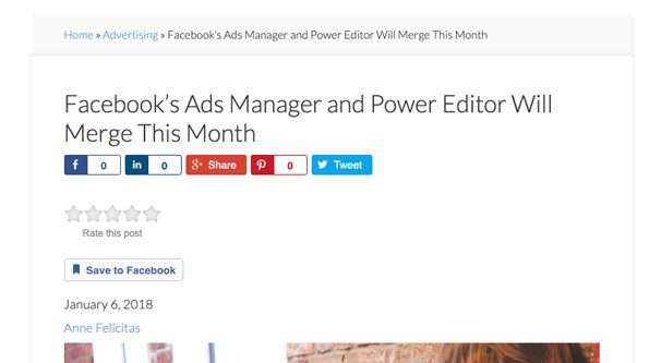 Merging Ad Manager and Power Manager
