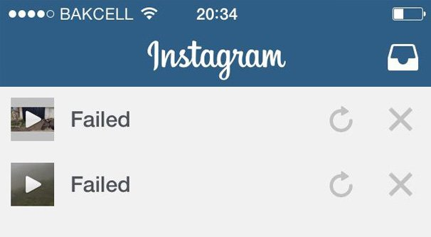 3 Reasons Why Instagram Has Errors When Uploading Videos