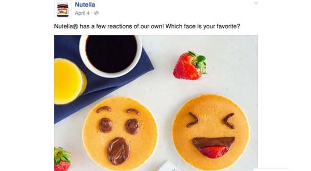 Example Funny Company Facebook Post